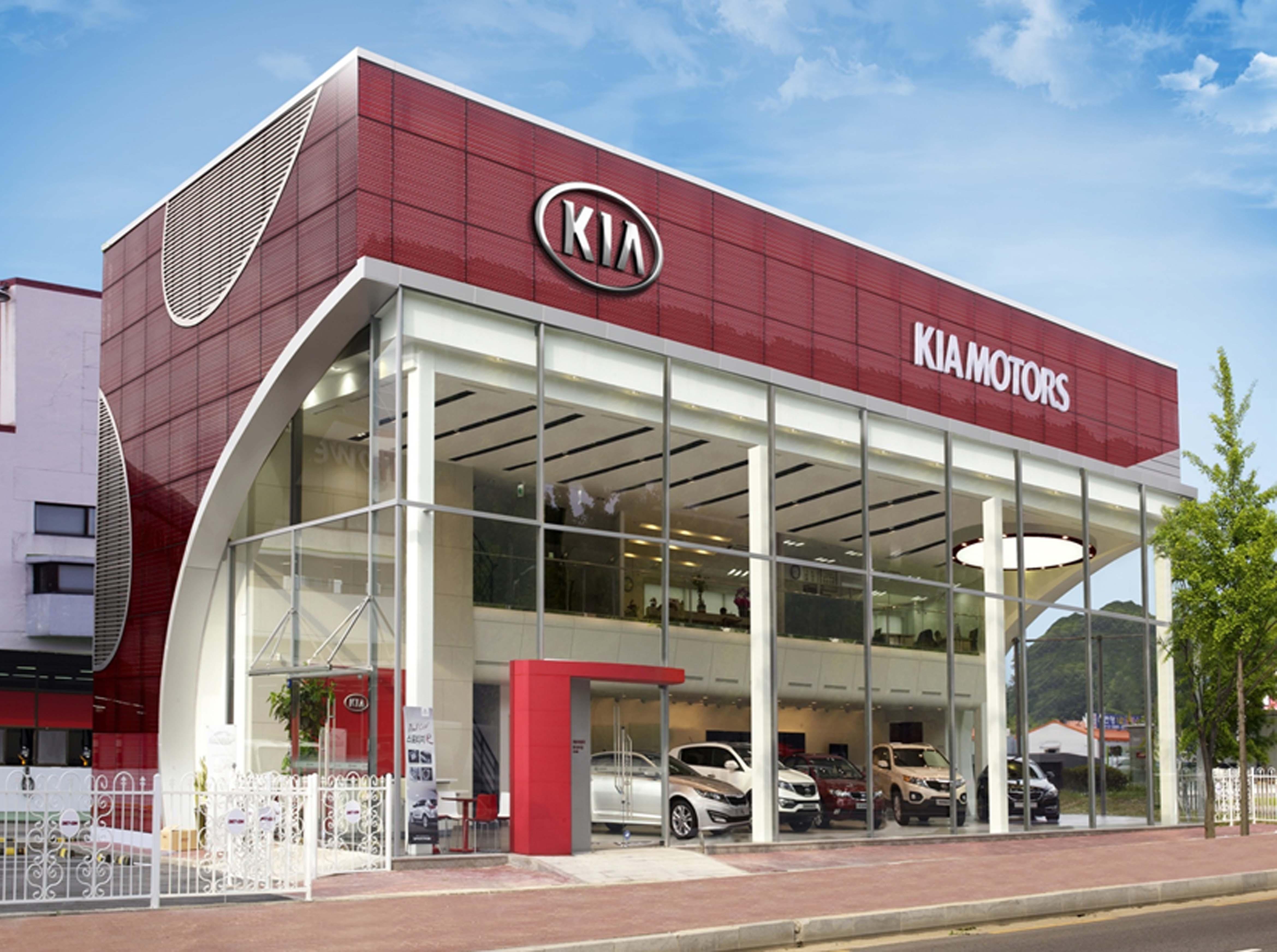 Naza Kia Opens Kia Red Cube Johor Bahru 4s Centre