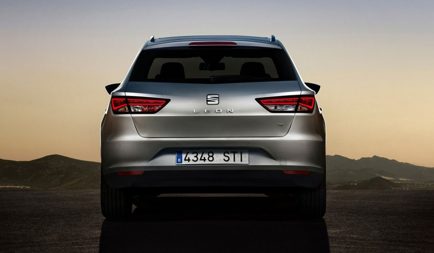 SEAT Leon ST combines practicality with Spanish flair Image #199173