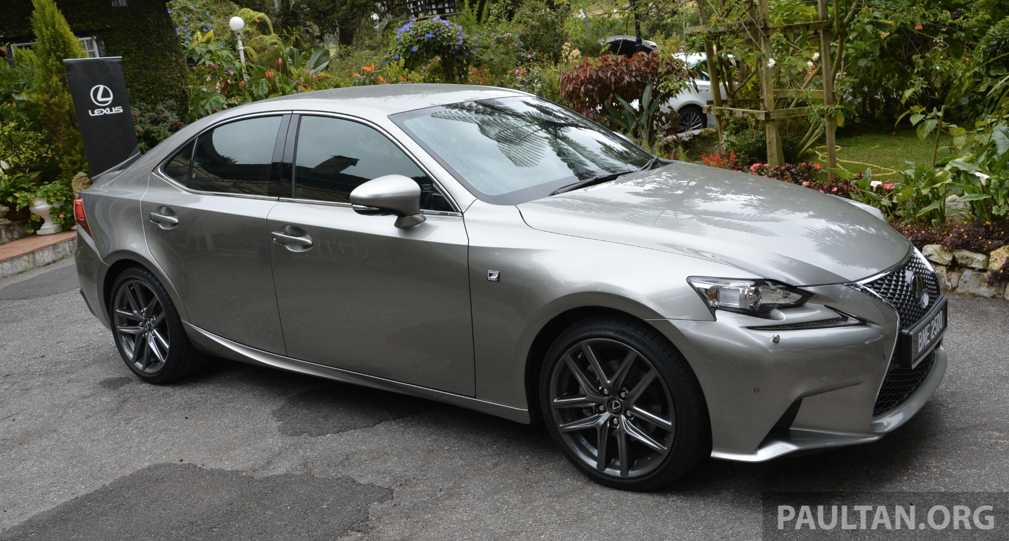 back to story driven lexus is 250 luxury and f sport sampled. Black Bedroom Furniture Sets. Home Design Ideas