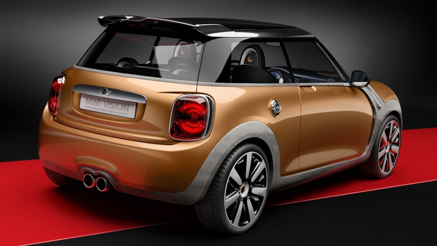 MINI Vision Concept previews upcoming F56 hatch Image #189614