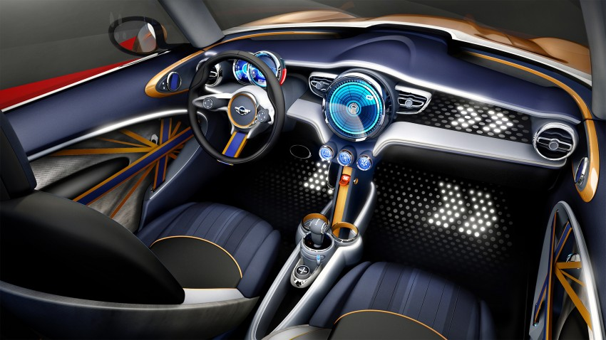 MINI Vision Concept previews upcoming F56 hatch Image #189615