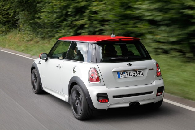 Mini Jcw Hatch Coupe Countryman And Paceman Now Available In Msia