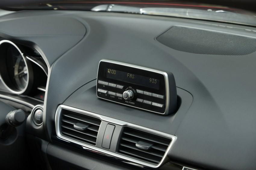 2014 Mazda 3 Hatchback – mega gallery from the USA Image #186304