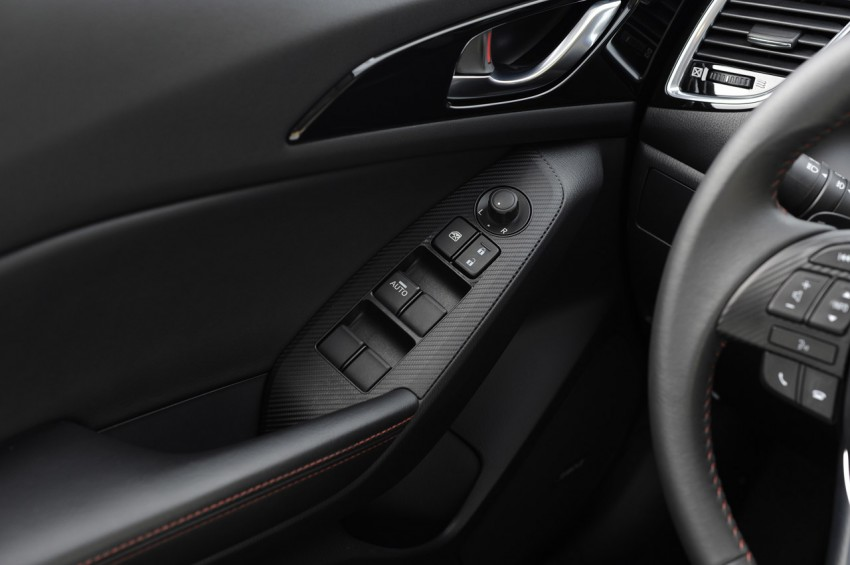2014 Mazda 3 Hatchback – mega gallery from the USA Image #186315