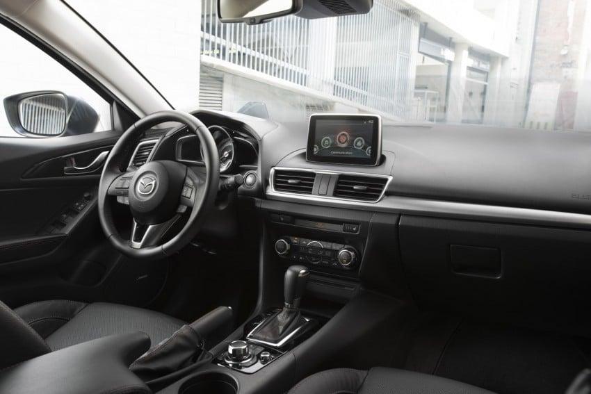 2014 Mazda 3 Hatchback – mega gallery from the USA Image #186328