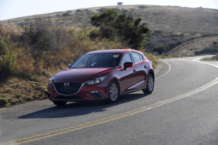 2014 Mazda 3 Hatchback – mega gallery from the USA Image #186330