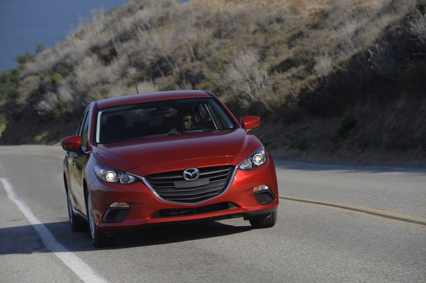 2014 Mazda 3 Hatchback – mega gallery from the USA Image #186331