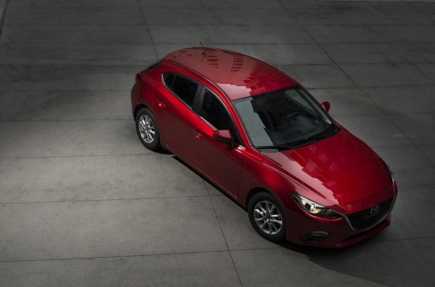 2014 Mazda 3 Hatchback – mega gallery from the USA Image #186336