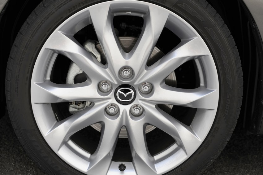 2014 Mazda 3 Hatchback – mega gallery from the USA Image #186338