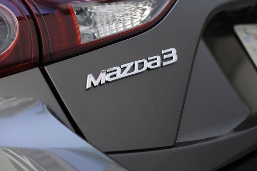 2014 Mazda 3 Hatchback – mega gallery from the USA Image #186343