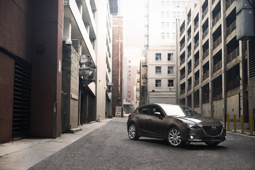 2014 Mazda 3 Hatchback – mega gallery from the USA Image #186348