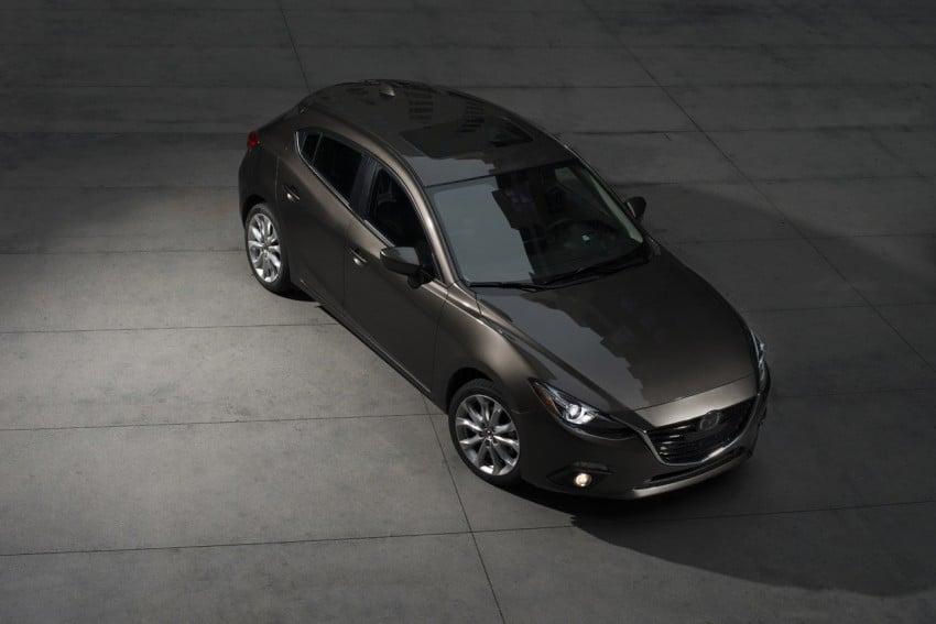 2014 Mazda 3 Hatchback – mega gallery from the USA Image #186350