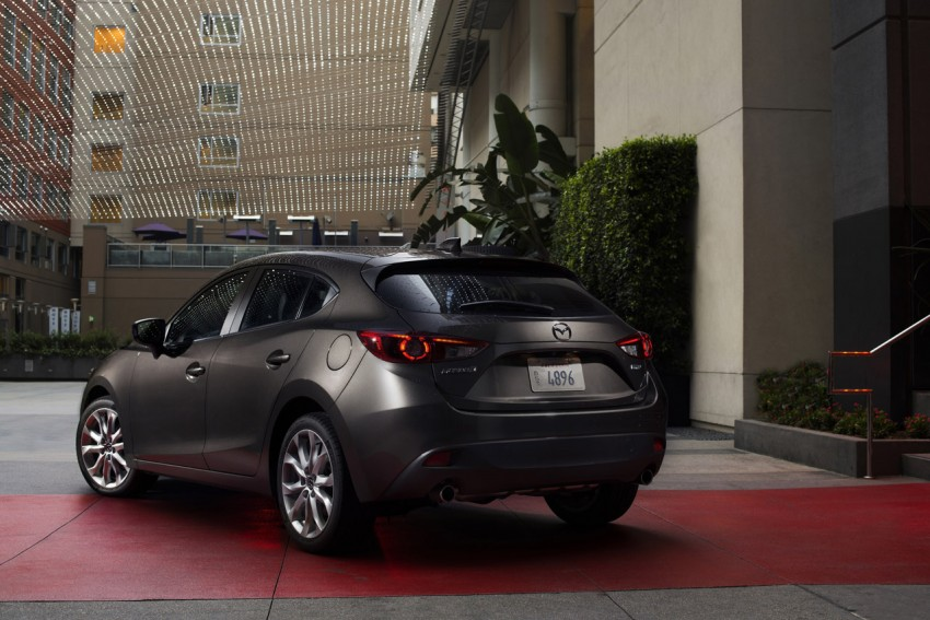 2014 Mazda 3 Hatchback – mega gallery from the USA Image #186351