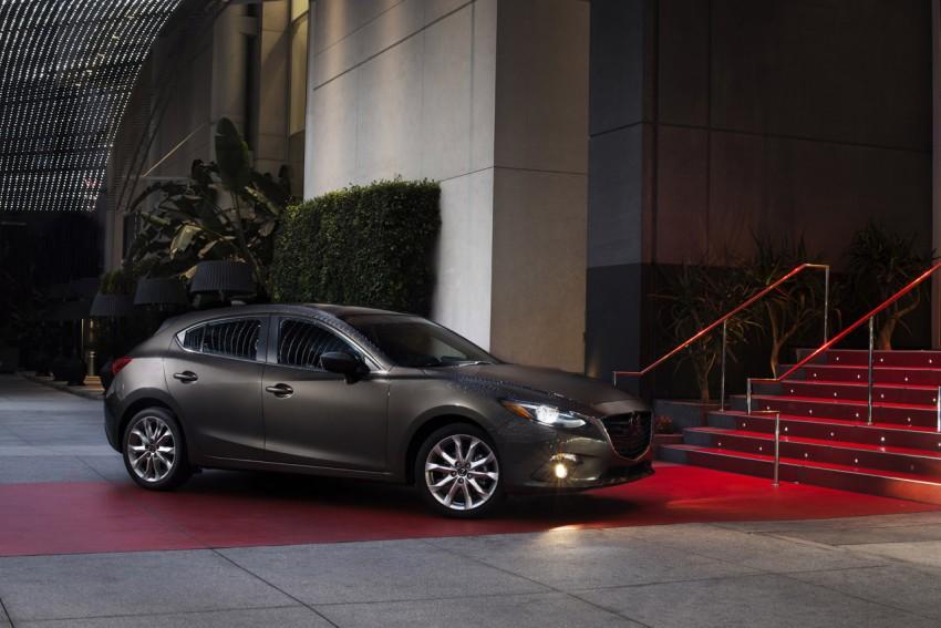 2014 Mazda 3 Hatchback – mega gallery from the USA Image #186352