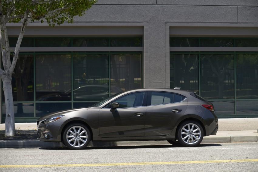 2014 Mazda 3 Hatchback – mega gallery from the USA Image #186355