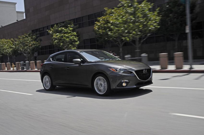 2014 Mazda 3 Hatchback – mega gallery from the USA Image #186357