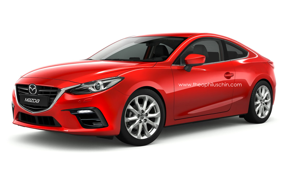 All New Mazda 3 Hatchback | Car Gallery