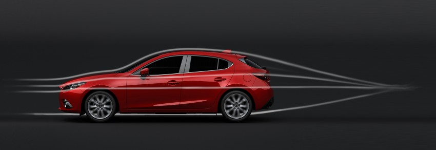 2014 Mazda 3 Sedan and Hatchback Mega Gallery Image #187081