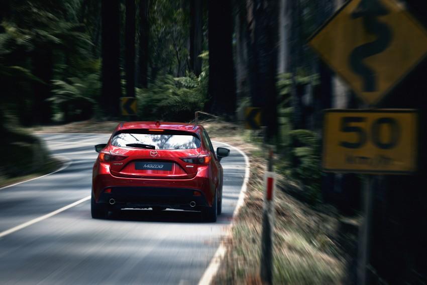 2014 Mazda 3 Sedan and Hatchback Mega Gallery Image #186966