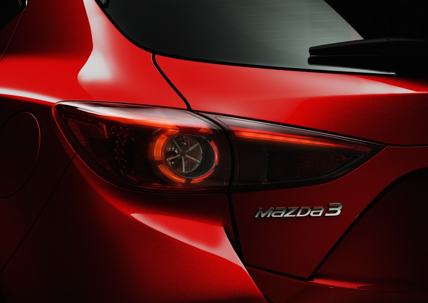 2014 Mazda 3 Sedan and Hatchback Mega Gallery Image #187107