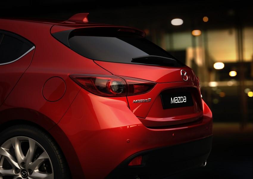 2014 Mazda 3 Sedan and Hatchback Mega Gallery Image #187108