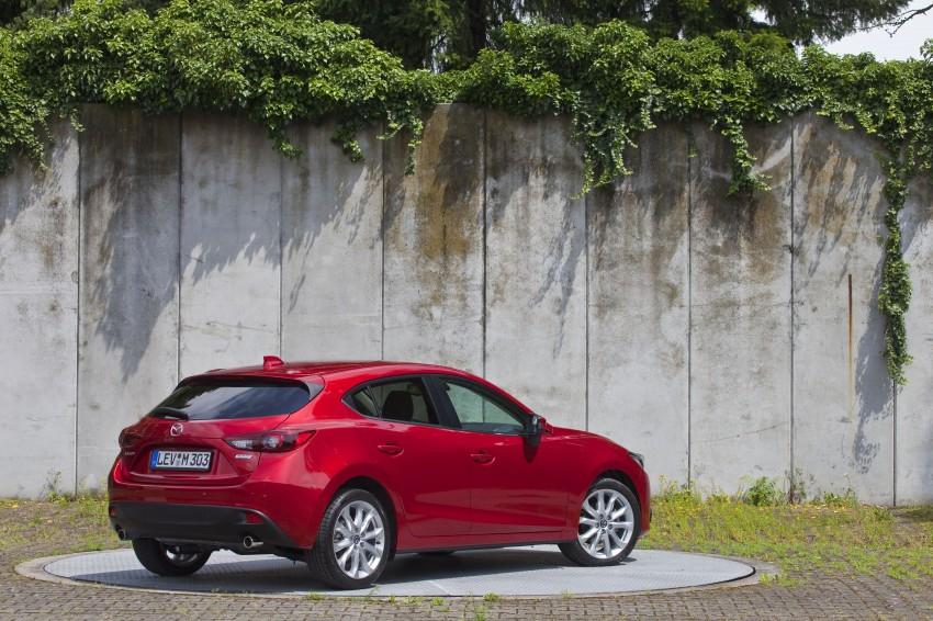 2014 Mazda 3 Sedan and Hatchback Mega Gallery Image #186919