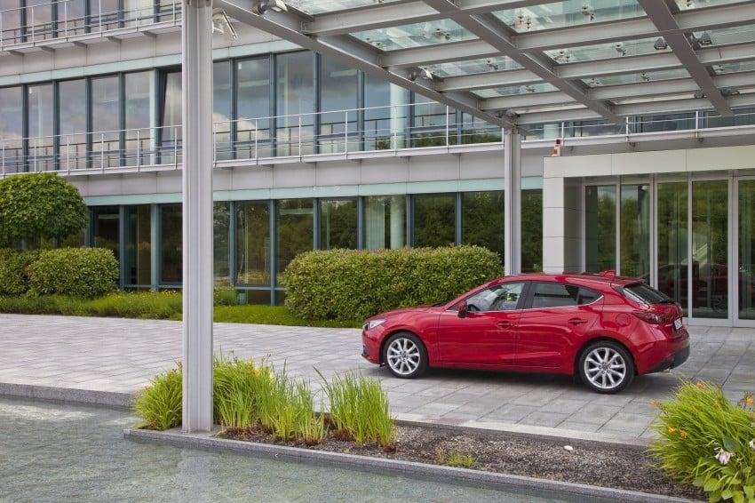 2014 Mazda 3 Sedan and Hatchback Mega Gallery Image #186918