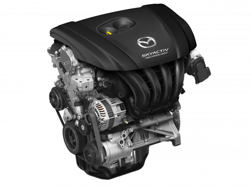 2014 Mazda 3 Sedan and Hatchback Mega Gallery Image #187085