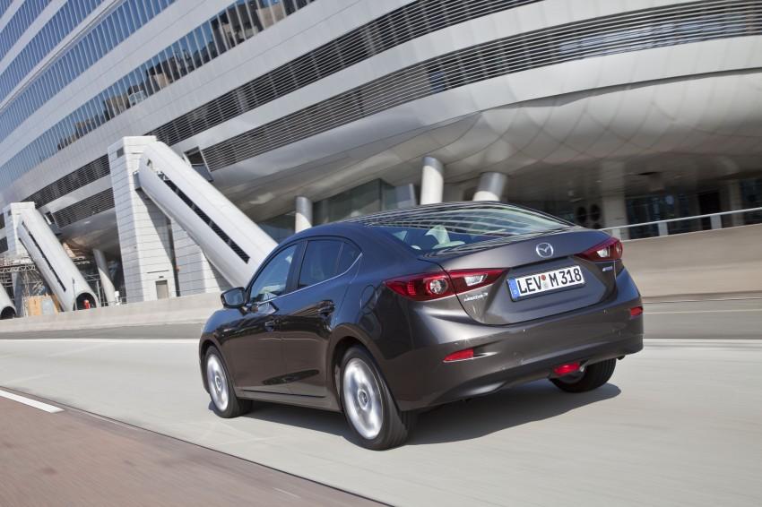 2014 Mazda 3 Sedan and Hatchback Mega Gallery Image #186963