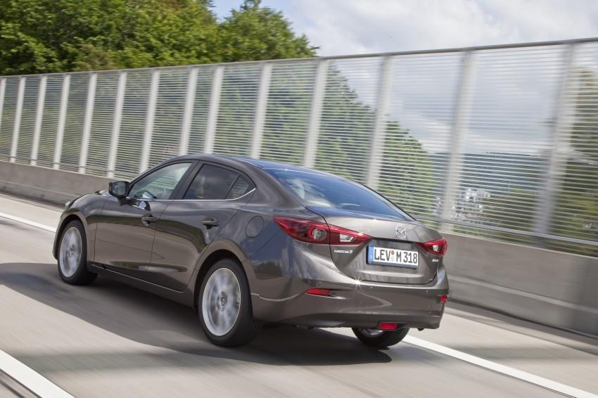 2014 Mazda 3 Sedan and Hatchback Mega Gallery Image #186953