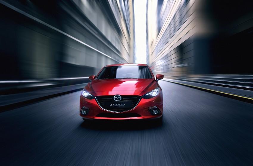 2014 Mazda 3 Sedan and Hatchback Mega Gallery Image #186944