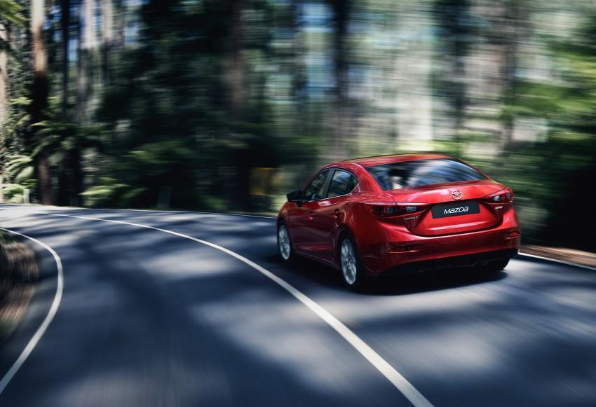 2014 Mazda 3 Sedan and Hatchback Mega Gallery Image #186943