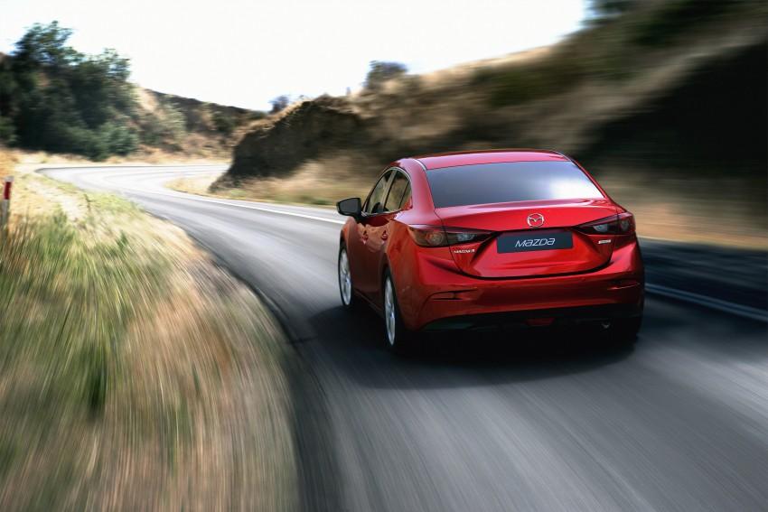 2014 Mazda 3 Sedan and Hatchback Mega Gallery Image #186940