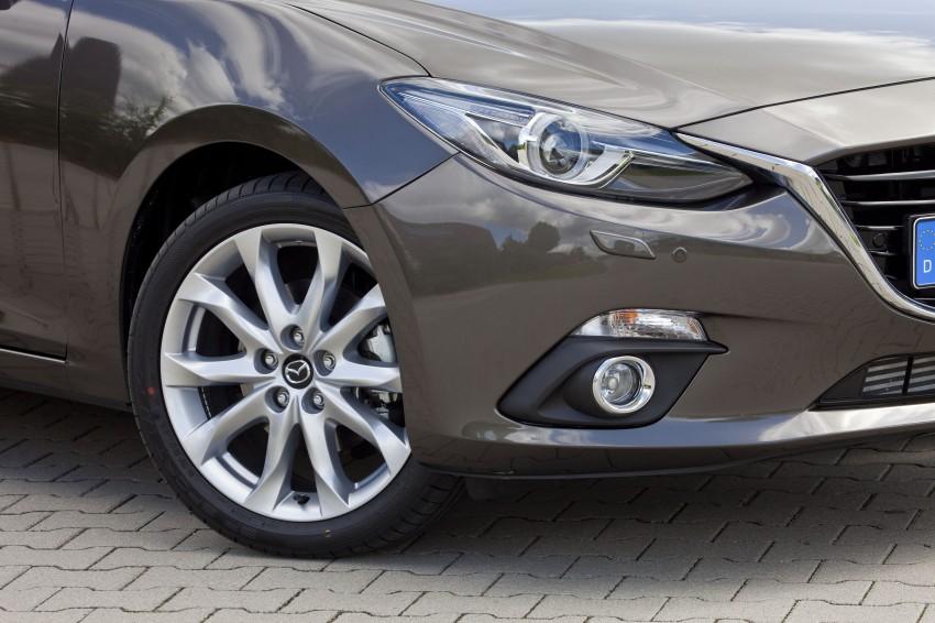 2014 Mazda 3 Sedan and Hatchback Mega Gallery Image #187110