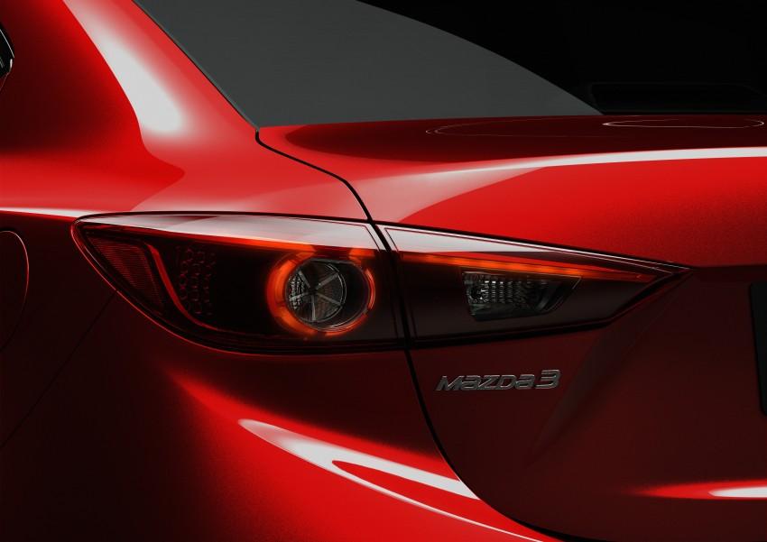 2014 Mazda 3 Sedan and Hatchback Mega Gallery Image #187103