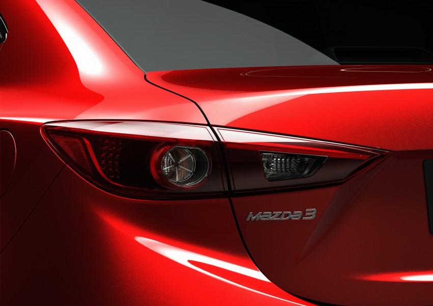 2014 Mazda 3 Sedan and Hatchback Mega Gallery Image #187101