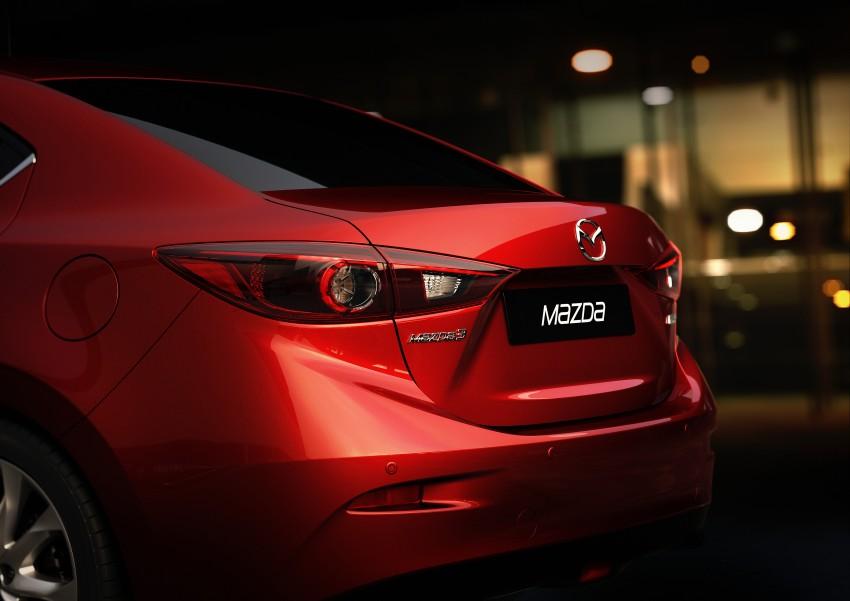 2014 Mazda 3 Sedan and Hatchback Mega Gallery Image #187100