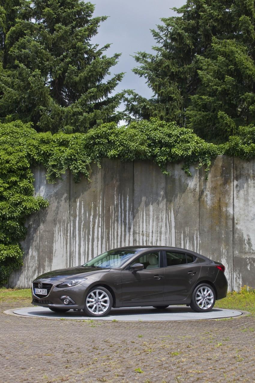 2014 Mazda 3 Sedan and Hatchback Mega Gallery Image #186895