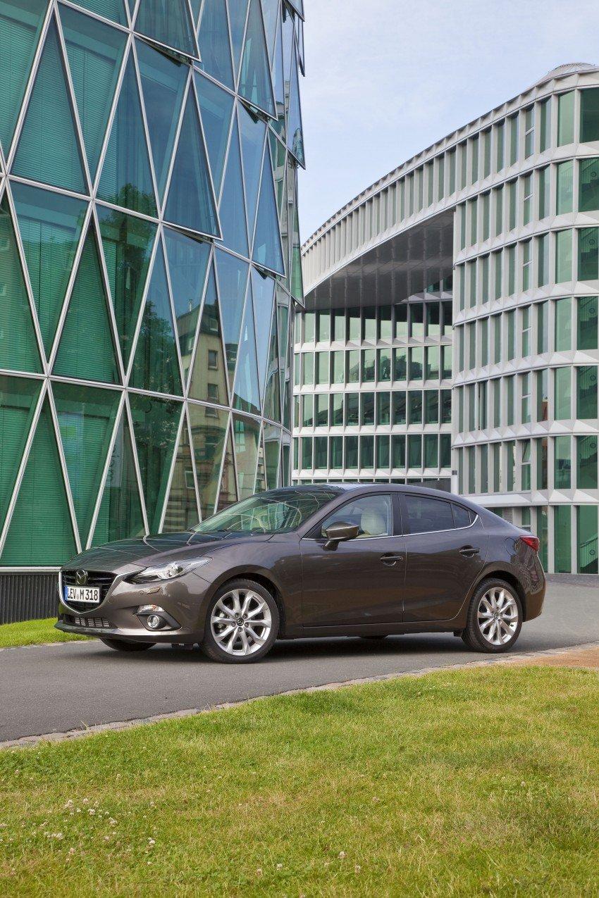 2014 Mazda 3 Sedan and Hatchback Mega Gallery Image #186887