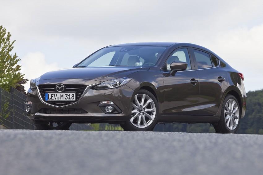 2014 Mazda 3 Sedan and Hatchback Mega Gallery Image #186890