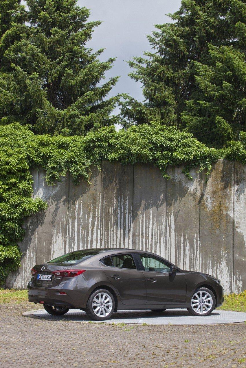 2014 Mazda 3 Sedan and Hatchback Mega Gallery Image #186883