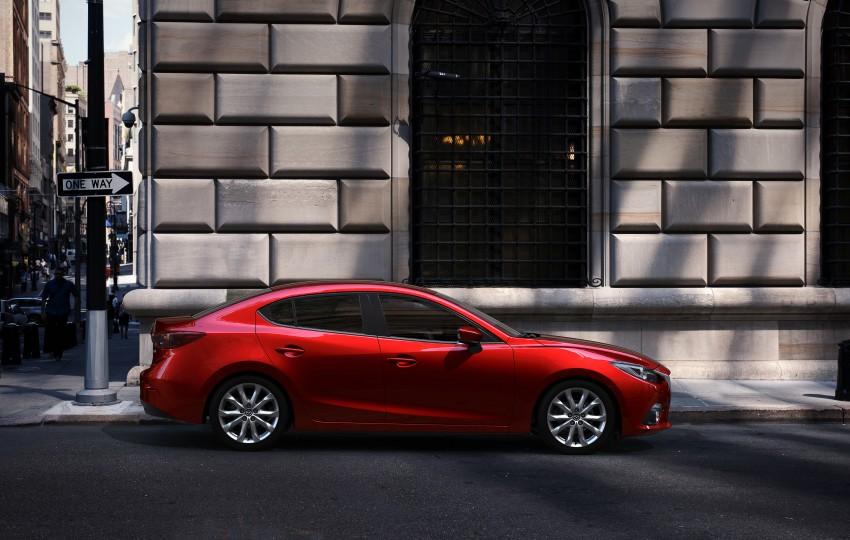 2014 Mazda 3 Sedan and Hatchback Mega Gallery Image #186876