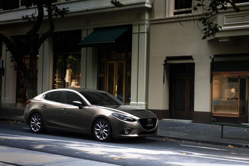 2014 Mazda 3 Sedan and Hatchback Mega Gallery Image #186874