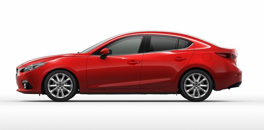 2014 Mazda 3 Sedan and Hatchback Mega Gallery Image #186871