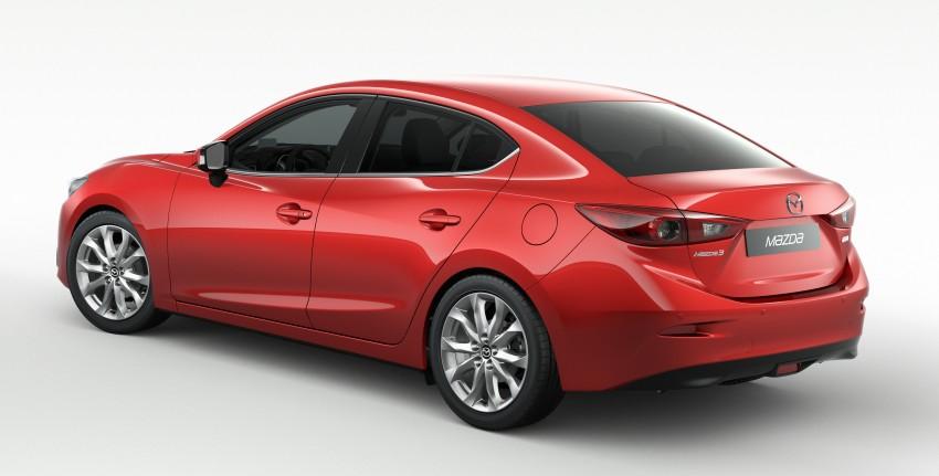 2014 Mazda 3 Sedan and Hatchback Mega Gallery Image #186868