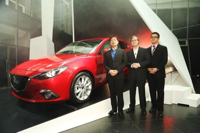 2014 Mazda 3 Sedan and Hatchback Mega Gallery Image #187062
