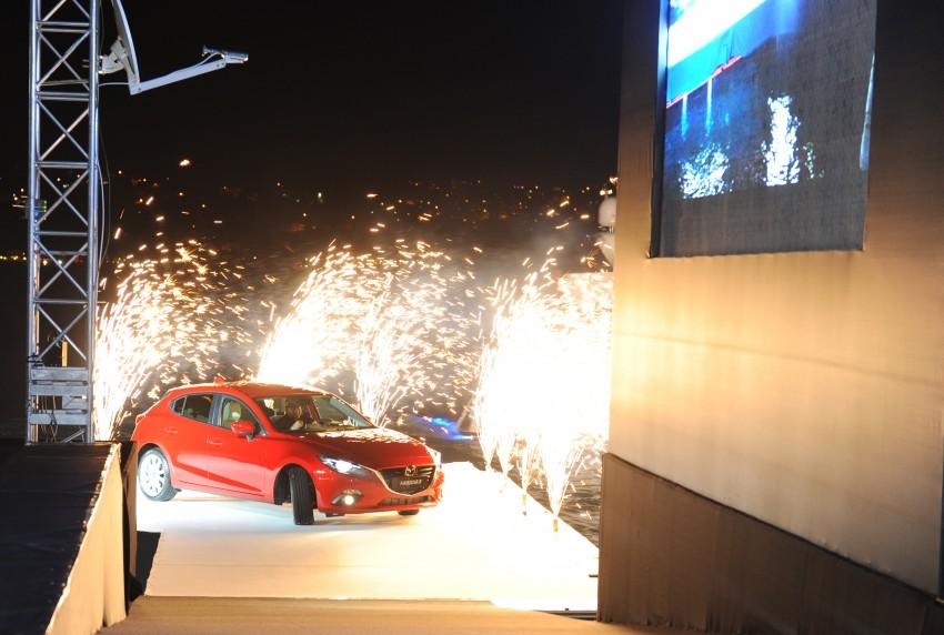 2014 Mazda 3 Sedan and Hatchback Mega Gallery Image #187060