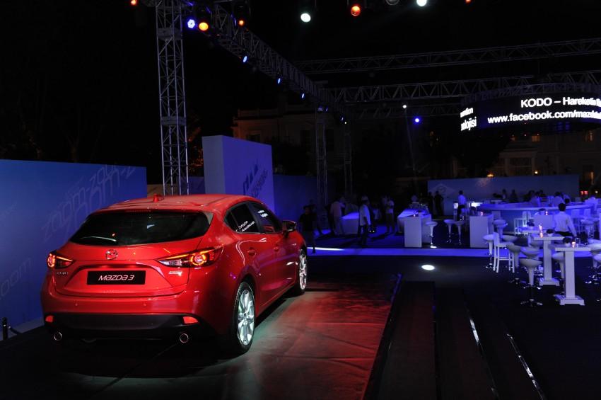 2014 Mazda 3 Sedan and Hatchback Mega Gallery Image #187059