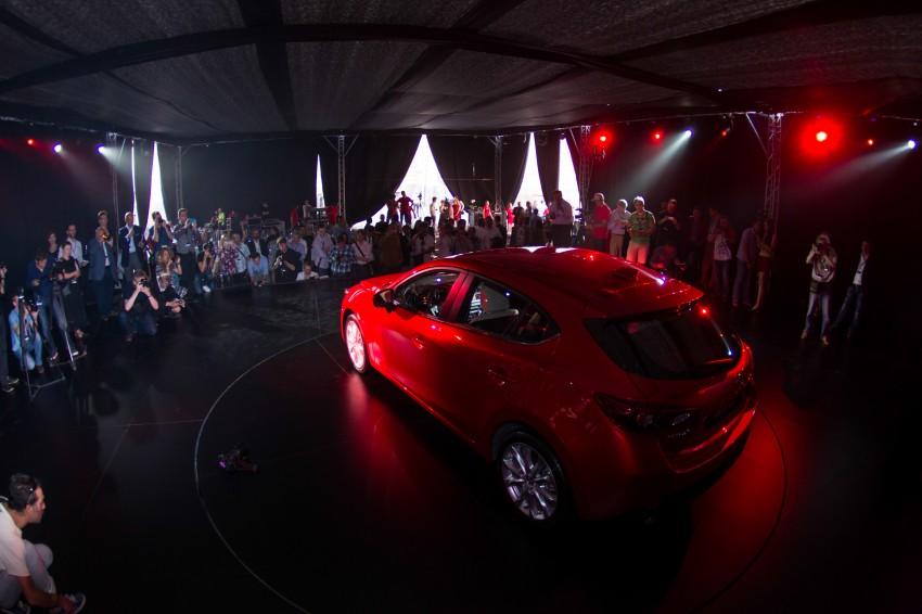 2014 Mazda 3 Sedan and Hatchback Mega Gallery Image #187058