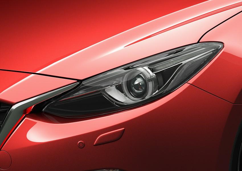 2014 Mazda 3 Sedan and Hatchback Mega Gallery Image #187098